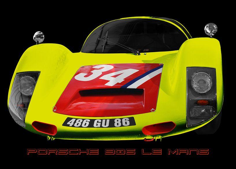 Porsche 906 von aRi F. Huber