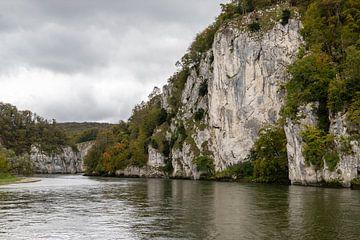La percée du Danube près de Weltenburg sur Reiner Conrad