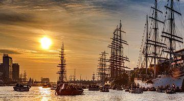 Sail Amsterdam 2015 van Dick Jeukens