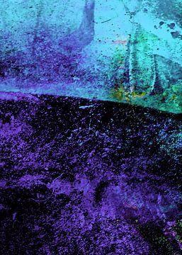 STORMY PURPLE EXPLOSION-1 von Pia Schneider