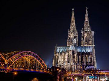 Kölner Dom von Günter Albers
