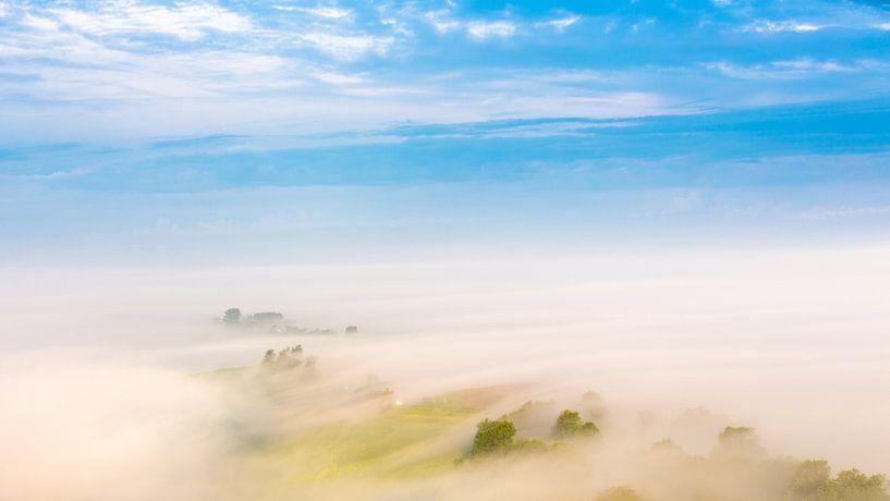 Toskana Nebel van Thomas Froemmel