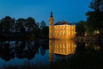 Château Bouvigne près de Breda sur Jos Pannekoek