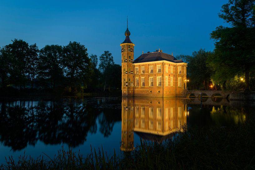 Kasteel Bouvigne bij Breda. van Jos Pannekoek