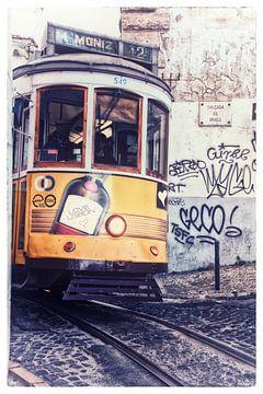 Greetings from Lisbon von Claudia Moeckel