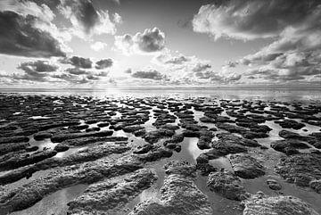 Wolken und Sand von Charlotte Jalvingh