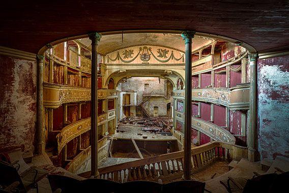 Theater van Jeroen Kenis
