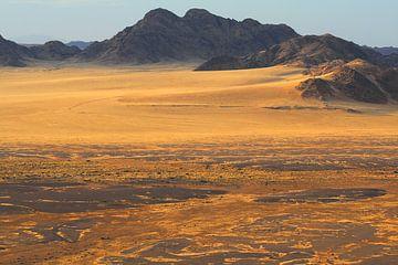 Wüstenlandschaft Namibia von Bobsphotography