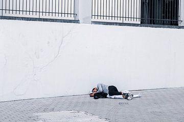 Draußen in Brüssel von Scarlett van Kakerken