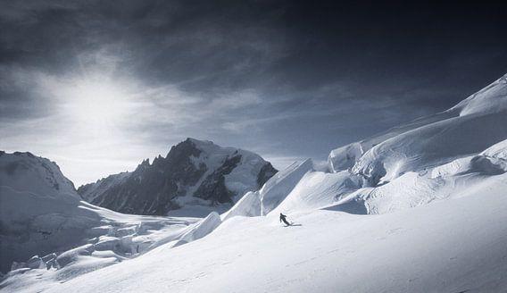 Gletsjerskiën Vallée Blanche