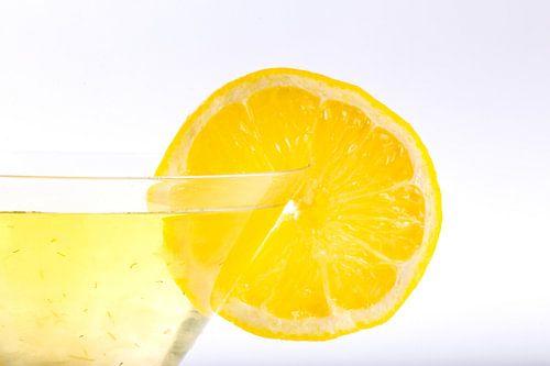 Citroen in drankje