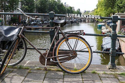 amsterdamse gracht -lijnbaansbrug
