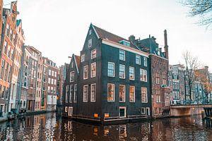 Dutch Venice, Oudezijds voorburgwal van Captured By Manon