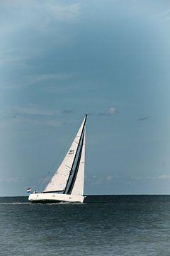 sailing home sur Yvonne Blokland