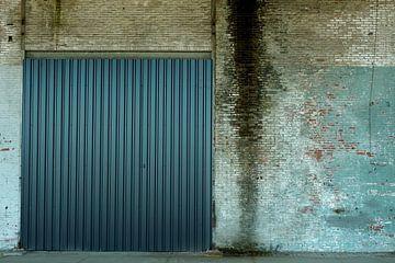 Geschlossene Tür von Herman Peters