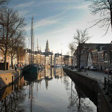 Hoge der Aa | Groningen van Frank Tauran