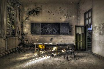 Klaslokaal von Marian van der Kallen Fotografie