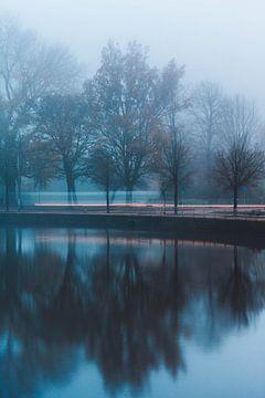 Reflectie Leeuwarden van Isa V