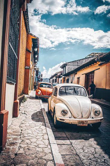 Herbie in San Cristobal - Mexico