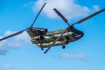 Chinook helikopter van Vincent Bottema