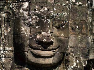 Angkor Thom, Bayon tempel