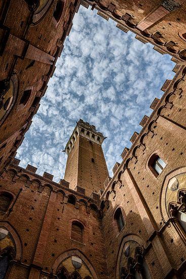 Palazzo Pubblico (Siena - Italië)