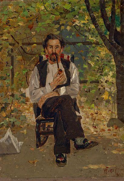 William Forsyth-Onkel Con (Conley Highland) von finemasterpiece