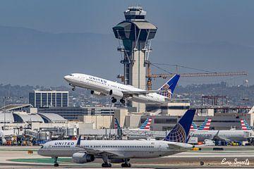 Aéroport de Los Angeles LAX sur Eric Smeets