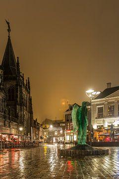 Grote Markt Zwolle sur Edo Koch