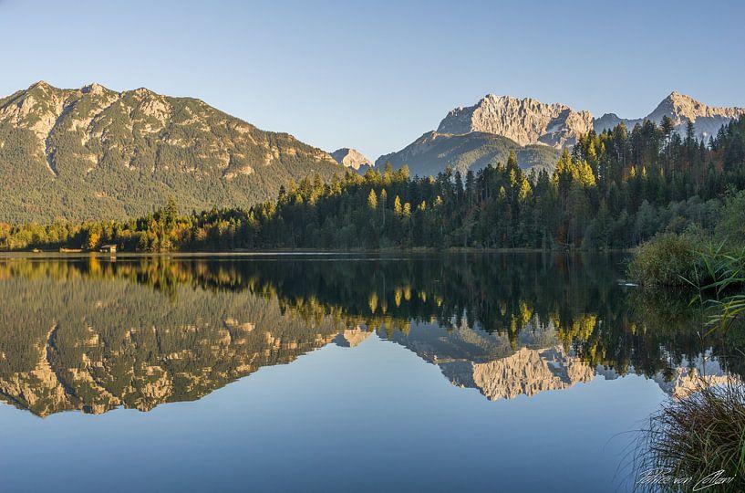 Karwendel Gebirge von Patrice von Collani