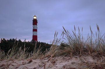 Leuchtturm von Amrum, Nordfriesland, Deutschland von Alexander Ludwig