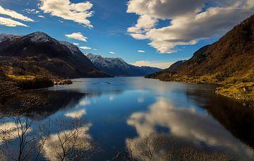 Frühling entlang des Fjordes, Norwegen von Adelheid Smitt