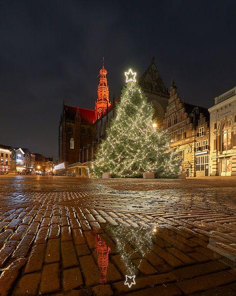 Kerst in Haarlem van Harro Jansz
