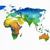 Wereldkaarten. shop avatar
