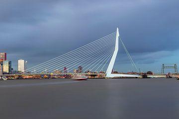 La ligne d'horizon de Rotterdam sur Miranda van Hulst