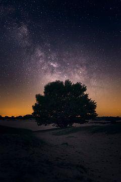 Melkweg Nederland van Rick Kloekke
