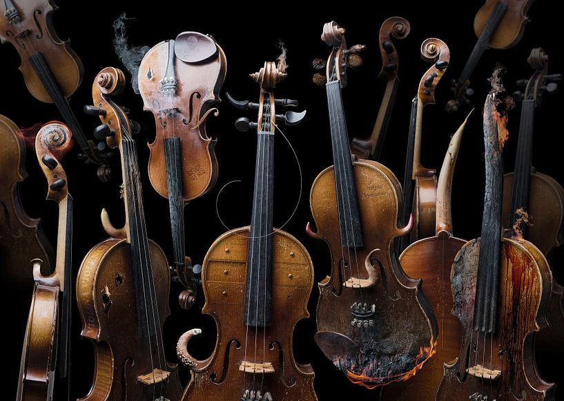 Violina diabolo van Olaf Bruhn