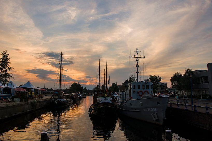 Harbor van Ruud van Ravenswaaij