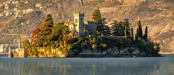 Isola di Loreto panorama van