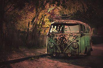 VW Bus van Piotr Aleksander Nowak