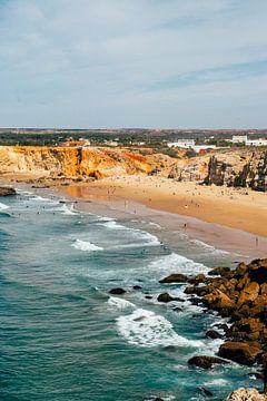 Surfen aan de Algarve kust || Reisfotografie Portugal