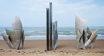Monument Les Braves van Marianne Rouwendal