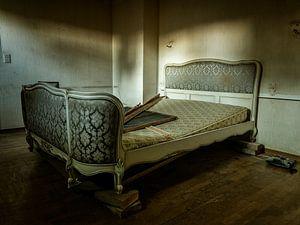 Das Goldene Schlafzimmer.