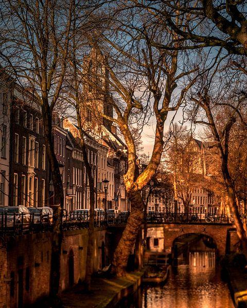 Nieuwe Gracht, Utrecht. von Robin Pics (verliefd op Utrecht)