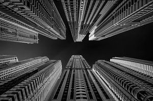 Builded sky