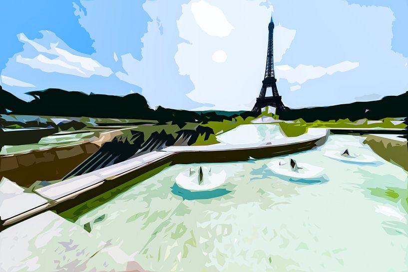 Abstract Parijs van Maerten Prins