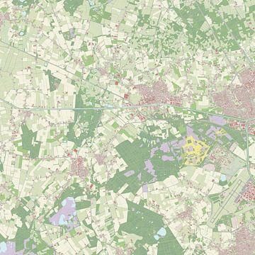 Kaart vanOirschot