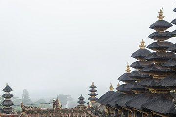 Besakih Temple, Bali van Olivier Van Acker
