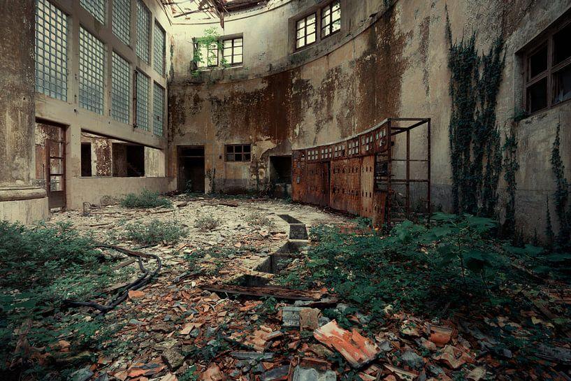Fabrik Triebwerk 2a von Kirsten Scholten