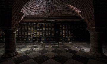 The Vault van Olivier Van Cauwelaert